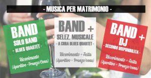 Musica per matrimoni Blues Quartet Band Vintage Gruppo musicale Musicista per concerti eventi live Rock n Roll Marche Romagna Pesaro Fano Urbino Senigallia Ancona Rimini